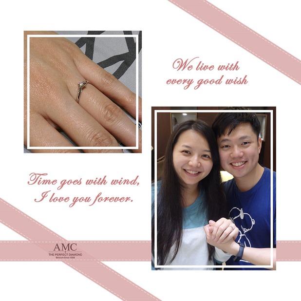 AMC鑽石婚戒-結婚-對-戒-求婚鑽戒-婚戒-對戒--AMC鑽石