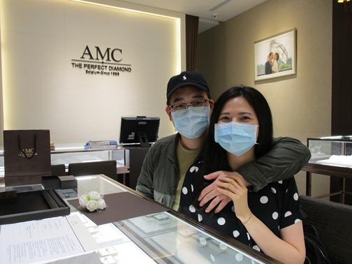 AMC鑽石婚戒 推薦 結婚 對戒 求婚 鑽戒 結婚 對 戒 求婚鑽戒 結婚對戒推薦