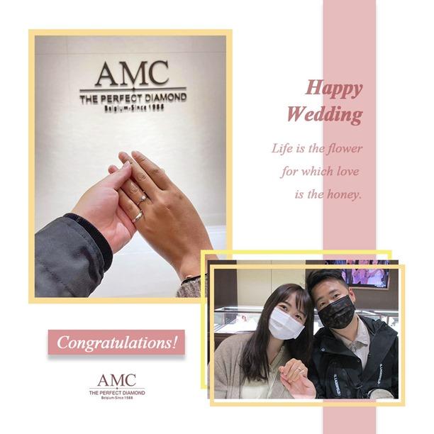 AMC鑽石婚戒-婚戒推薦 鑽石-結婚對戒-求婚鑽戒-鑽石推薦-結婚-對-戒-鑽戒-推薦