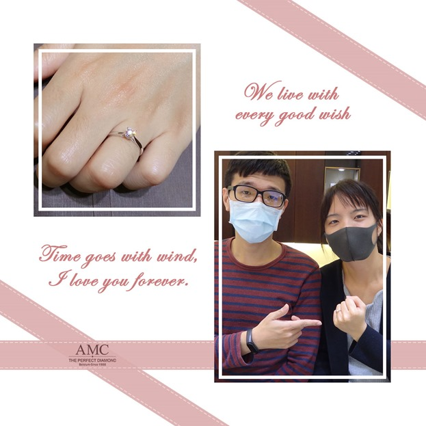 AMC鑽石婚戒-結婚-對-戒-求婚鑽戒-婚戒-對戒--GIA鑽戒--AMC鑽石