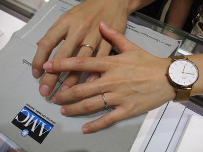 AMC鑽石婚戒鑽戒推薦  AMC鑽石婚戒 推薦 結婚 對 戒 求婚 鑽戒 結婚 對 戒 求婚鑽戒 結婚對戒推薦