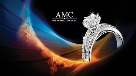 AMC DIAMOND AMC鑽石婚戒鑽戒鑽石品牌AMC王品鑽石