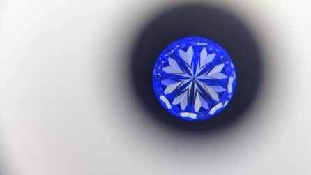 AMC鑽石婚戒鑽戒GIA不標準八心八箭2