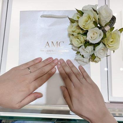 AMC鑽石婚戒鑽戒推薦-AMC鑽石婚戒 結婚 對 戒 求婚鑽戒一克拉 鑽戒 GIA鑽戒 GIA證書