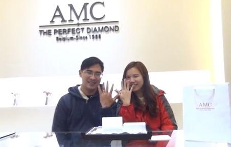 20160219AMC鑽石婚戒鑽戒新款對戒